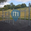 München - Calisthenics Equipment - Olympiapark - Playparc