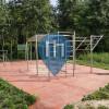 Nagytarcsa - Parque Calistenia - Sport u.