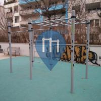 Wien - Street Workout Park - Rochuspark