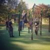 Calisthenics Sunday Workout im Mohns Park