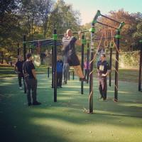 Calisthenics Sunday Workout im Mohns Park