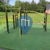 Exercise Park - Tønsberg - Street Workout Park Presterød ungdomsskole