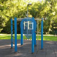 Guimarães - Parque Outdoor Fitness - Rua Ferreira de Castro