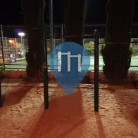 Zihron Ya'akov - Outdoor Gym - Halomot Zikaron