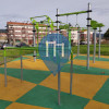 Zamudio - Outdoor Fitness Park - Parque de calistenia y street workout Zamudio