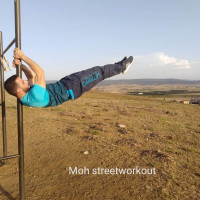 Moh streetworkout