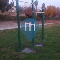 Loma Linda - Outdoor Exercise Trail - Hinckley St