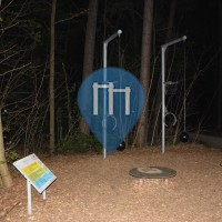 Neu-Isenburg - Vita Parcours 4F Circle - Sportpark