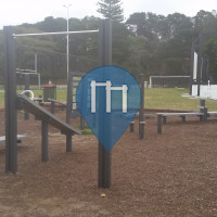 Sydney - Outdoor Exercise Gym - Waverley Park