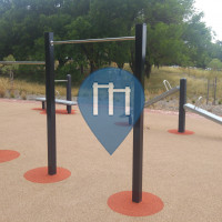 Campbell - Pull up bar - Hasset Park