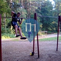 Riga - Calisthenics Gym - Imanta