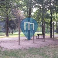 Reggio nell'Emilia - Parque Calistenia - Parco della Pace