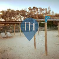 València - Outdoor Gym at the beach - Platja de El Saler