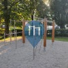 Воркаут площадка - Деггендорф - Calisthenics Park Kleiner Stadtpark
