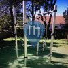 Allambie Heights - Outdoor Fitness Equipment - FJ Machon reserve