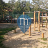 Prag - Outdoor Gym - Smetanka Park