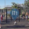 Mitterndorf an der Fischa - Parc Street Workout - Sportplatz