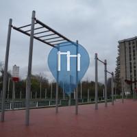 Grigny - 徒手健身公园 - Transalp
