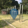 The Hague - Calisthenics Park - Mien van Breepad