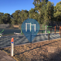 Heathcote - Ginásio ao ar livre - Fitnesspark