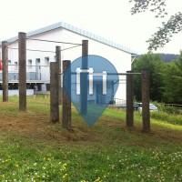 Furtwangen - Parque Street Workout Park - Ski Internat