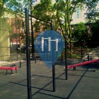 New York (Brooklyn) - Outdoor Fitnessstudio - McLaughlin Park