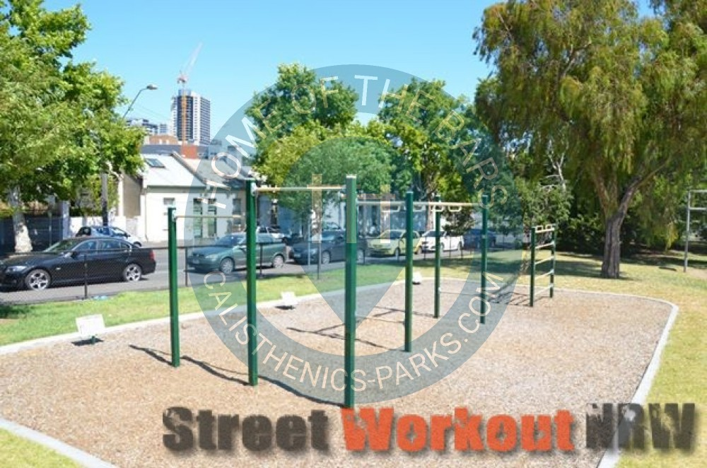 Melbourne Outdoor Fitness Gym Eades Park