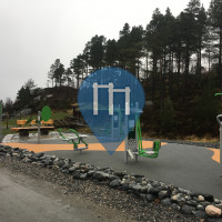 Ålesund - Calisthenics Stations - Fjellstua