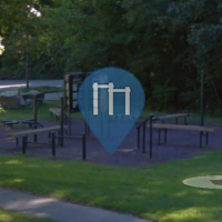 Medford - Massachusetts - Street Workout Park - Woodland Path