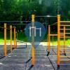 Chojnow - Street Workout Park - Park Piastowski