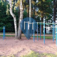 Trutnov - Parc Street Workout - Paradráha
