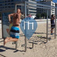 Matosinhos - Calisthenics Gym - Praia de Matosinhos