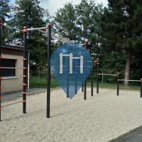 Calisthenics Park - Blainville-Crevon - Outdoor Fitness Blainville-Crevon
