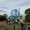 Stuttgart-Degerloch - Street Workout Park - LAC Degerloch - Barmania.Pro