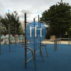 Paris - Outdoor Calisthenics Park - Les Hauts de Malesherbes