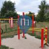 Ginásio ao ar livre - Varsóvia - Sadek Natolinski Outdoor Gym