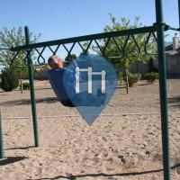 Albuquerque (New Mexico) - Parque Calistenia - Ted Hobbs Park