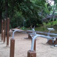 Şişli - Outdoor Fitnesssstudio - Maçka Democracy Park