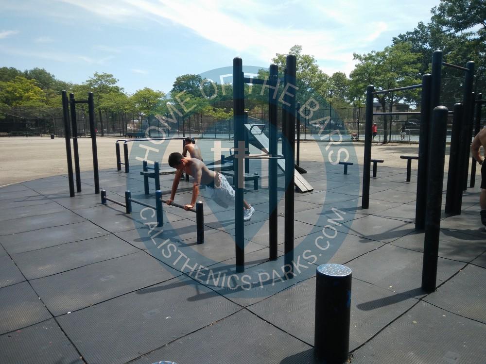 New York Queens  Street Workout Training Ground  Juniper