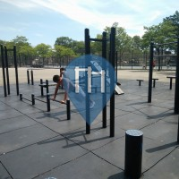 New York (Queens) - Street Workout Training Ground - Juniper Valley Park