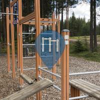 Calisthenics Facility - Kemijärvi - Outdoor Fitness Suomu