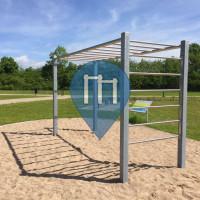 Mönchhagen - Outdoor-Fitness-Anlage - Am Kegel