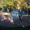 Odessa - Calisthenics Park - Istanbul Park