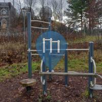 Ginásio ao ar livre - Lahti - Radiomäki fitness corner