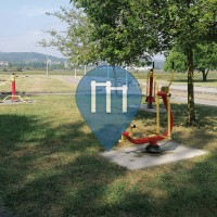 Barra per trazioni all'aperto - Colindres - Outdoor Fitness El Sable