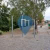 Kaunas - Outdoor Exercise Park - Santakos parkas