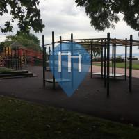 Роторуа (город) - уличных спорт площадка - Lakefront