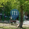 Ekaterinburg - Outdoor Pull Up Bars - Сад им. Павлика Морозова