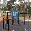 Zeist - Street Workout Park - Barmania.Pro