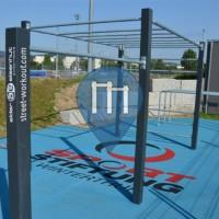 Winterthur - Street Workout Park - Stadion Deutweg